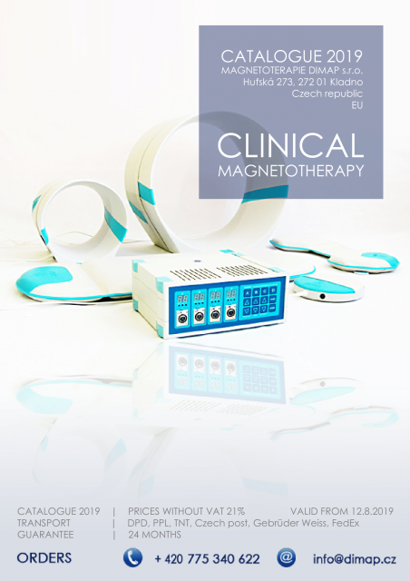 Clinical magnetotherapy - price list