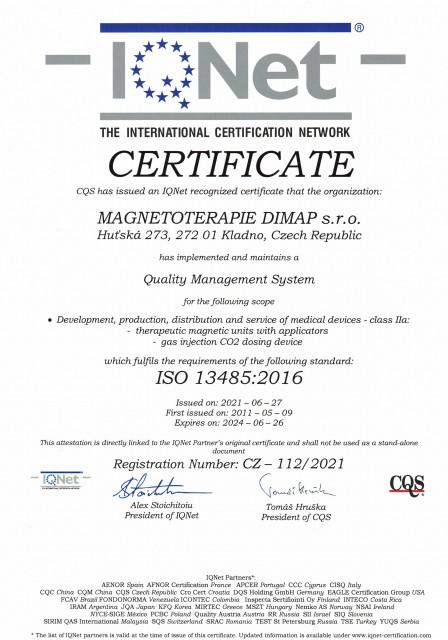 IQnet 13485 Eng